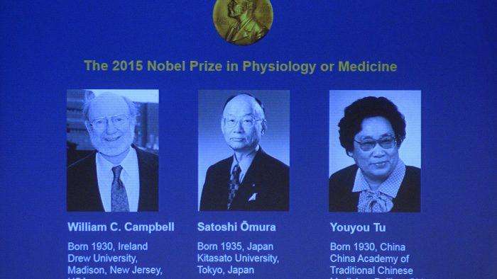 Nobel pentru creatorii unor remedii pentru bolile parazitare
