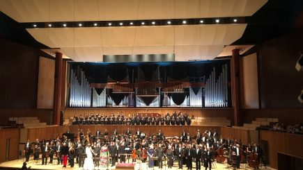 """Remarcabil: """"Oedipe"""" de George Enescu a deschis noul sezon London Philharmonic Orchestra"""