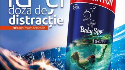 Cu bebe la spa: Beneficiile înotului pentru mamă şi copil