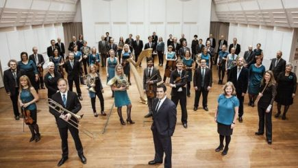 Orchestra Simfonică Radio din Norvegia la Sala Radio