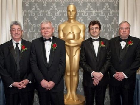 Doi români au fost premiaţi la Oscar