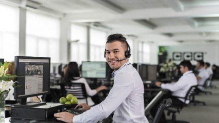 După București, outsourcingul concurează și pe piața locală