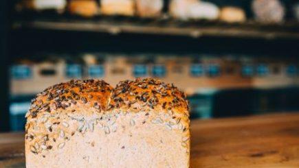 Pâine germană, în nordul Bucureştiului