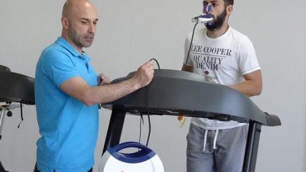 S-a întors în România după o experiență de 14 ani în Germania și a deschis un centru de recuperare medicală