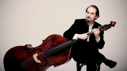 Paganini la contrabas, concert-eveniment la Sala Radio
