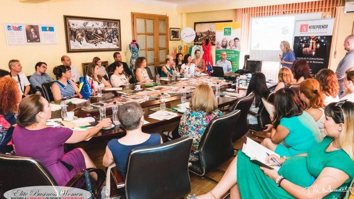 Elite Business Club by Elite Business Women. 24 martie 2016, Bursa de Valori București