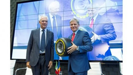 Pirelli va produce anvelope pentru Formula 1, la Slatina