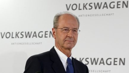 Directorul financiar devine președintele Volkswagen