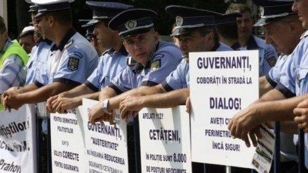 Sindicatul polițiștilor, la consultări cu ministrul Muncii