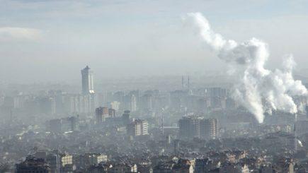 Tehnologia modernă face poluarea vizibilă pentru toți