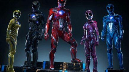 """Câștigătorul invitației duble la filmul """"Power Rangers"""""""