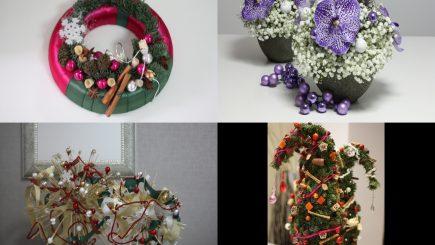 Decorațiunile de Crăciun, între tradiție și inovație
