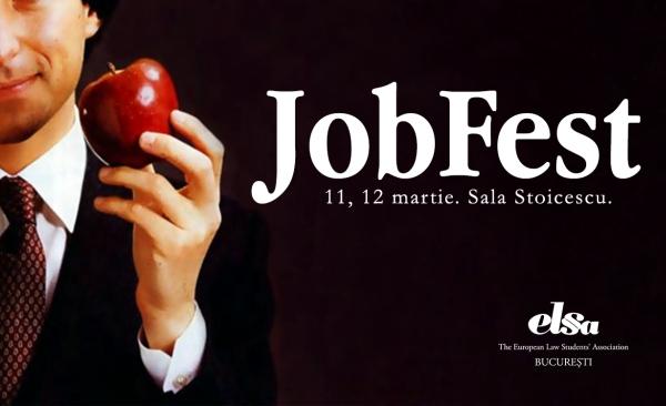Studenții la drept pot obține un internship la JobFest 2013