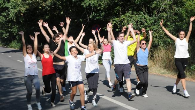 Mișcare și distracție la Run Fest 2013
