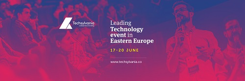 Techsylvania 2017: Invitați de la Amazon, Financial Times, MIT, Allianz Ventures, NVIDIA și SAP