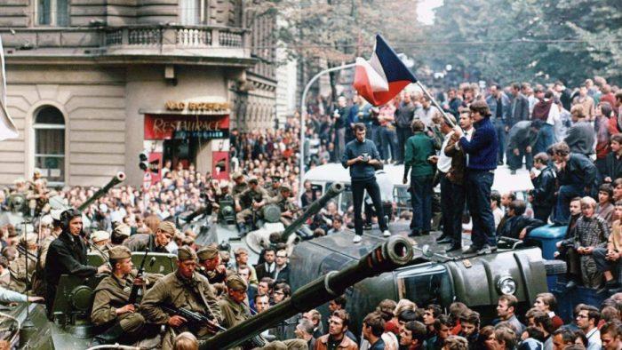 21 august, după 50 de ani. Praga – Din primăvară, până-n vară