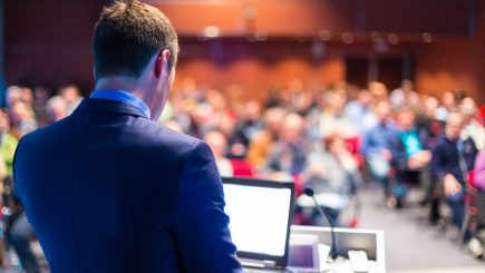 Cum să devii credibil într-o prezentare