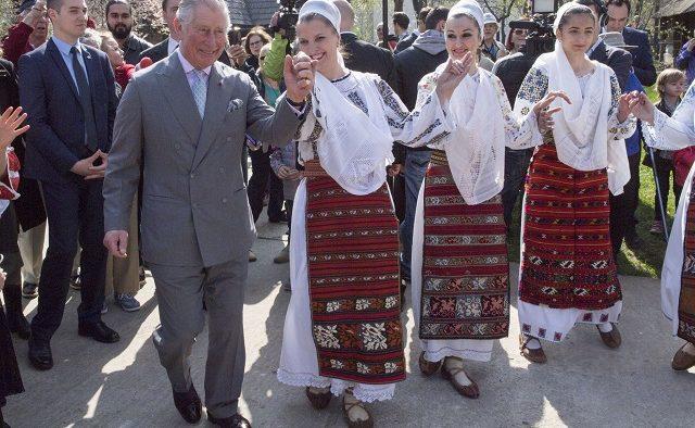 """Moştenitorul Coroanei Regale Britanice va primi titlul de Doctor Honoris Causa al Universităţii """"Babeş-Bolyai"""""""
