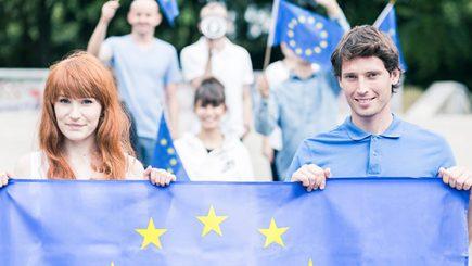 """""""Proiecte de 10 la 10 ani în UE"""""""