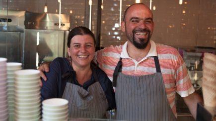 Reţeta unui business profitabil după doar 4 luni: ce planuri are gelateria artizanală Puro&Bio