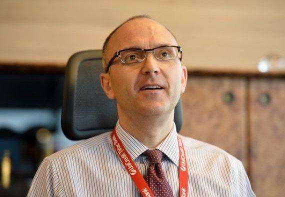 Răsvan Radu - Unicredit Ţiriac: Ai un mare handicap dacă ajungi la conducere prematur