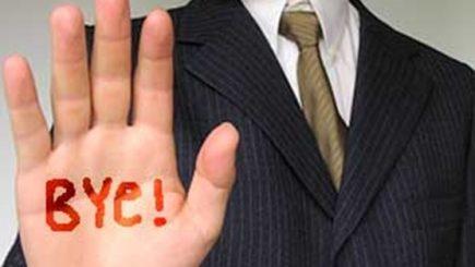 Cele opt reguli de urmat, dacă vrei să îți părăsești locul de muncă