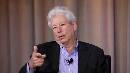 La 72 de ani, Richard Thaler câștigă premiul Nobel pentru Economie