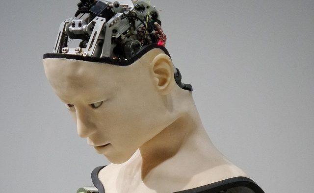 Robotul Antonia, noul funcționar public de la Primăria din Cluj