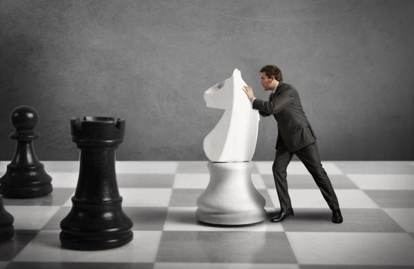 Strategia nu mai este un joc de şah