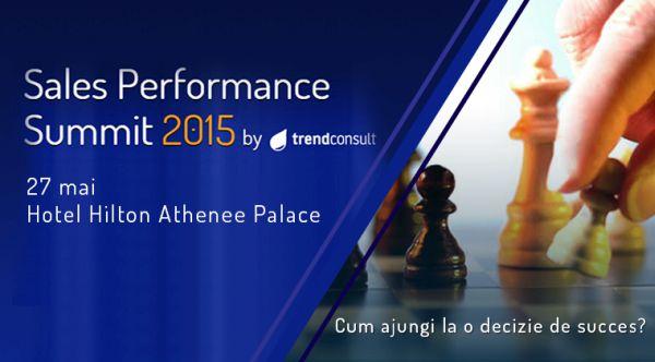 Sales Performance Summit 2015: Understanding Decision Dynamics