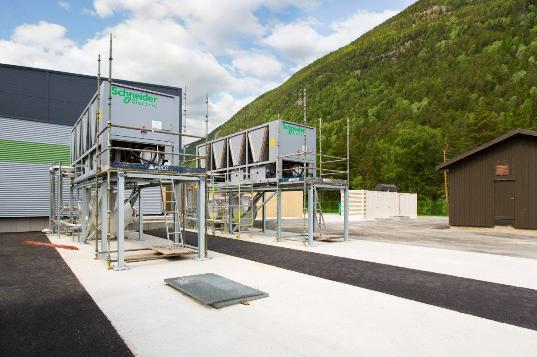 Cel mai eficient centru energetic de date din lume