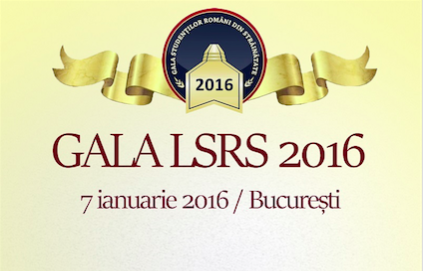Studenții care ne fac cinste în străinătate, premiați la Gala LSRS