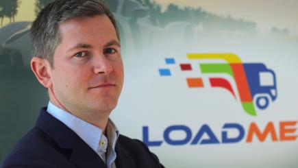 Load-Me. Uber-ul pentru camioane, inventat de un român în Orientul Mijlociu