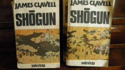 Recomandare de carte: Shogun, autor, James Clavell