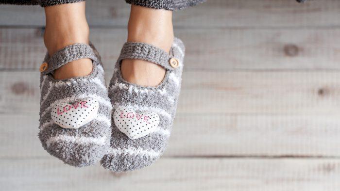 Ce papuci? Ce fericire?
