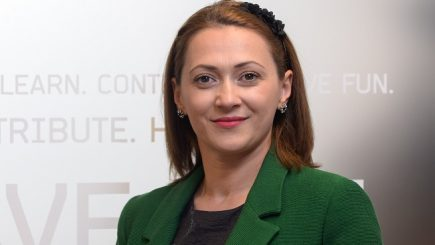 Simona Titică, ambasadoarea Next Gen, în căutarea noii generaţii de lideri