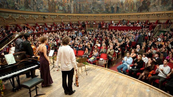 SoNoRo: Începe turneul european al tinerilor muzicieni de valoare