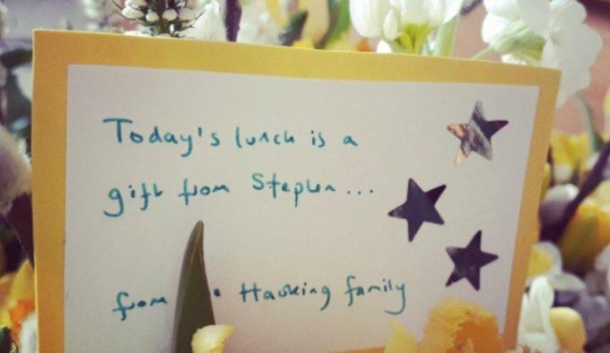 Un cadou de la Stephen