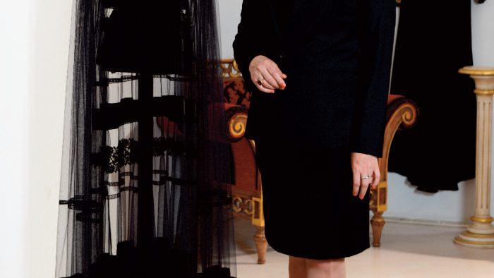 Liliana Ţuroiu a fost nominalizată pentru titlul Femeia Anului