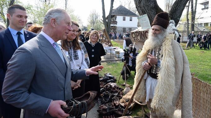 Prinţul Charles a primit titlul de doctor Honoris Causa al UBB şi a ţinut un discurs în română (VIDEO)