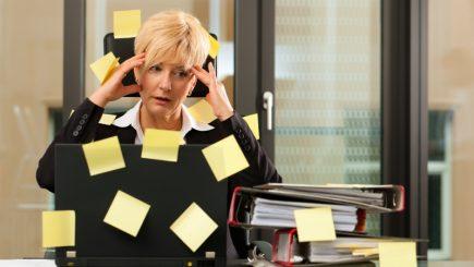 Stresul ar putea fi recunoscut ca boală profesională