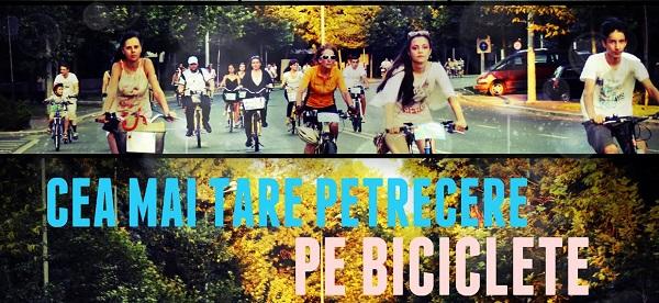 Cea mai mare petrecere pe biciclete din România, ia startul și anul acesta, pe 2 august