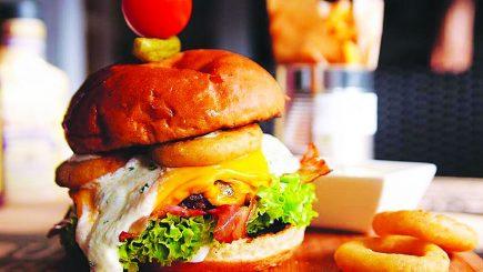 Switch Eat sau acasă la cei mai buni burgeri din București