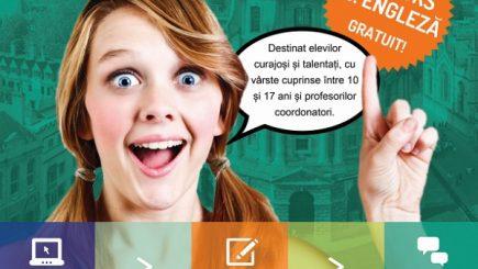 Câștigă o tabără de 2 săptămâni în Anglia, oferită de Mirunette International Education!