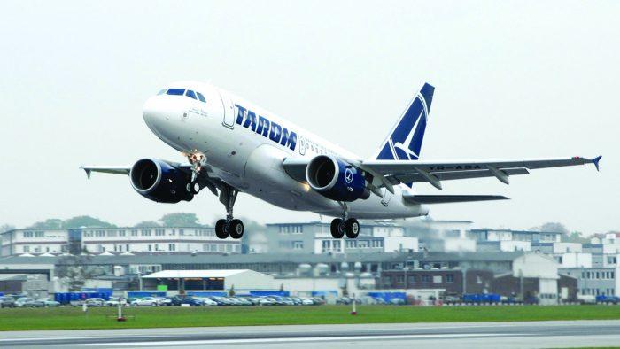 Tarom intră în război cu Blue Air pentru ruta Bucureşti-Iaşi