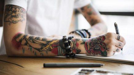 Arta, pasiune și business: povestea unui cunoscut artist tatuator din România