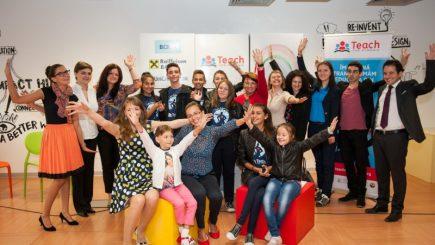 Teach for Romania, colacul de salvare al educației