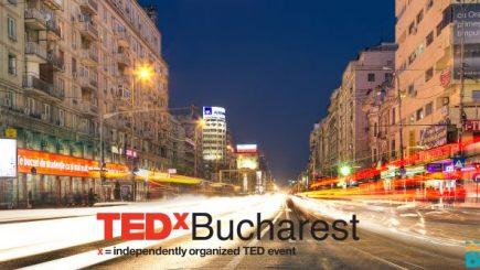 #UncommonSense la TEDxBucharest: Vor urca pe scenă profesioniști din educație, antreprenoriat, activism, design şi tehnologie