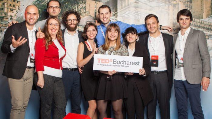 Speakerii TEDx ne-au proiectat înainte în timp