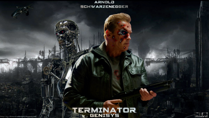 """Câștigătorul invitației duble la filmul """"Terminator: Genisys 3D"""""""